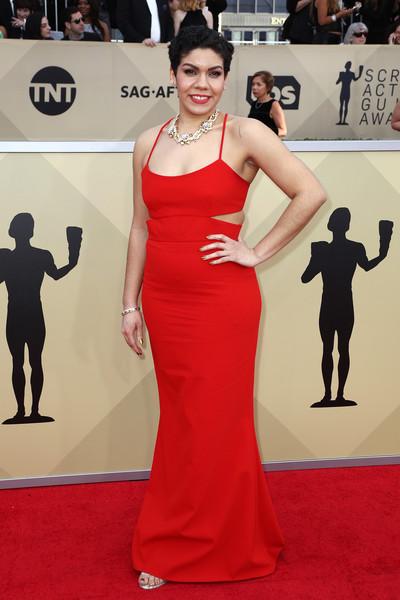 LOS ANGELES, CA - JANUARY 21: Actress Daniela DeJesús from